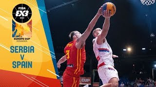 Download Serbia v Spain - Full Game - FIBA 3x3 Europe Cup 2018 Video