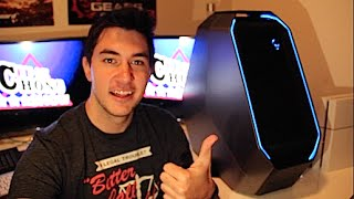 Download My New Gaming PC! (Alienware Area-51 Unboxing) Video