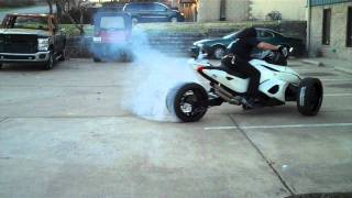 Download CAN AM BURN OUT FROM HELL 360 FAT TIRE ALLTHINGSCHROME 1 615 431 2294 Video