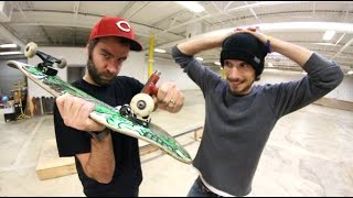 Download Can You Skate SUPER TIGHT TRUCKS!? Video