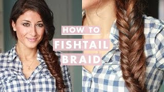 Download How to: Everyday Fishtail Braid Video
