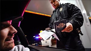 Download LONG BEACH POLICE UNLAWFULLY REQUEST CANADIAN TO HAVE CALI DRIVERS LICENSE?? *LAMBORGHINI TARGETED* Video