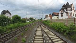 Download Führerstandsmitfahrt, Cabinerit: Riedstadt-Goddelau (D) - Venlo (NL) Video