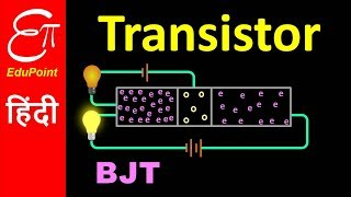 Download 🔴 TRANSISTOR - Part 1   Construction and Working   Bipolar Junction Transistor (BJT)   in HINDI Video