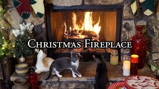 Download Christmas Fireplace Video