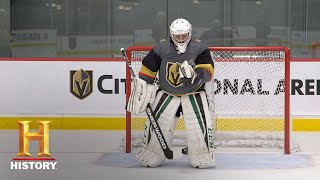 Download Pawn Stars: Golden Knights Jersey Signed by Marc-André Fleury (Season 15) | History Video