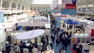 Download #LBF18 - Take a look inside... Video
