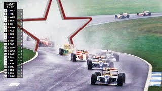 Download If Classic F1 Races Had Modern Graphics Vol. 2 Video