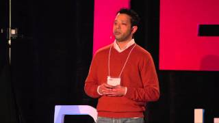 Download To shatter the communication barrier | Tarrik Sayeed | TEDxPenticton Video