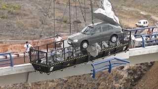 Download Fast and furious 6 shooting in Tenerife bridge scene 09/24/12 Video
