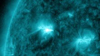 Download Sunspots, Sahara Snow, Mars Meteor | S0 News Jan.21.2017 Video