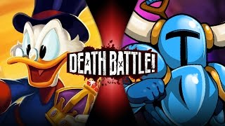 Download Scrooge McDuck VS Shovel Knight | DEATH BATTLE! Video