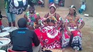 Download Gogo Mahlalenthabeni with Gogo Magwaza at Gogo Cgucgu's homecoming Video
