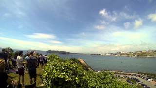 Download Eurofighter Typhoon Display. Low fly by. 27.06.15 Armed forces day Plymouth Video