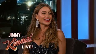 Download Sofía Vergara Reveals What She Does When Husband is Away Video