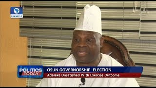 Download Adeleke Says Osun Election Was Rigged | Politics Today | Video