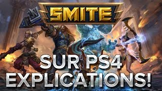 Download SMITE #1 : Sur PS4, explications! Video