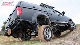 Download Nissan Navara D40 PSR Coil Rear - PSR Video