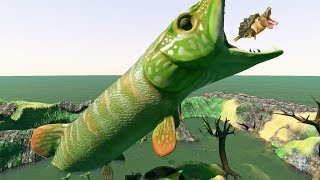 Download NEW PIKE LEVEL 1000 - Feed and Grow Fish - Part 91 | Pungence Video
