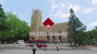 Download Waseda University Catch Your Dream! -Study in JAPAN- short ver. (English) Video
