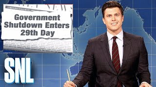 Download Weekend Update: Government Shutdown - SNL Video