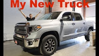 Download 5 Reasons I Bought A 2018 Toyota Tundra Over A Ford F150 Video
