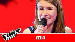 Download Ida   ″Cry Baby″ af Melanie Martinez   Blind 2   Voice Junior Danmark 2016 Video