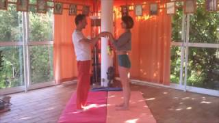 Download Couples Yoga with Richard Brook of Creative Wellness (short version) Video