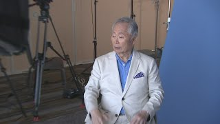 Download Takei: Border separations are 'horror and infamy' Video