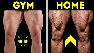 Download 9-Minute Home Workout for Strong Legs Without Weights Video