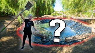 Download NO ONE COULD GUESS THIS!! **REVEALING OUR NEW BACKYARD** Video