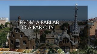 Download From a fablab to a fab city Video