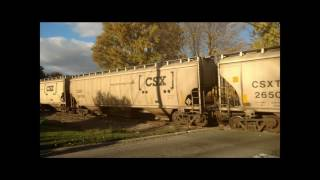 Download **CAUGHT ON CAMERA** Train Derails In Front Of Ambulance Video