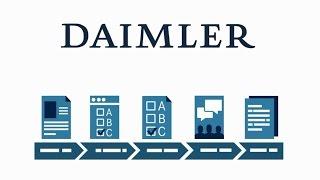 Download Bewerbungsprozess für eine Ausbildung in der Daimler AG Video