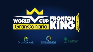 Download World Cup Gran Canaria Fronton king 2018 - Day 2 Video