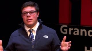 Download Living in the Moment | Michael Sullivan | TEDxGrandRapidsHigh Video