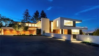 Download Iconic Modern Home in Los Altos Hills, California - Sotheby's International Realty Video