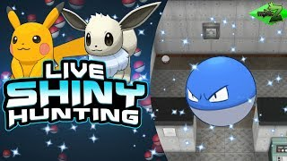 Download LIVE! Shiny Voltorb Hunting in Let's Go Pikachu & Let's Go Eevee Video