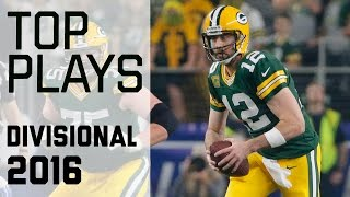 Download Top Plays of Divisional Round Games! | NFL Highlights Video