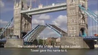 Download London tower bridge opening and closing for Cruise Video