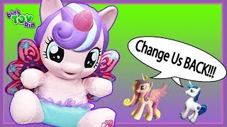 Download Baby Flurry Heart SHRINKS Princess Cadance and Shining Armor!! Video