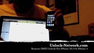 Download Unlock-Network iPhone Remote IMEI Unlock Video