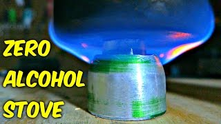 Download Zero Alcohol Stove Video