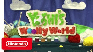 Download Yoshi's Woolly World - Game Trailer for PAX 2015 Video