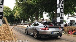 Download 2018 Porsche 991 GT2 RS Exhaust Sound! - Start, Launches & Accelerations Video
