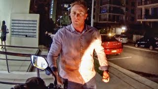 Download Stupid, Crazy & Angry People Vs Bikers 2019 [Ep.#610] ANGRY MAN! Video