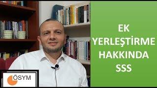 Download 2018 EK YERLEŞTİRME ″SSS″ Video