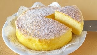 Download 3-Ingredient Soufflé Cheesecake (Japanese Cotton Cheesecake) 材料3つでスフレチーズケーキ - OCHIKERON Video