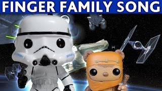 Download DADDY FINGER SONG Star Wars The Force Awakens Father Finger Toys Videos Song Video