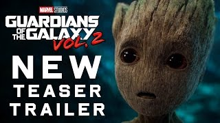 Download Guardians of the Galaxy Vol. 2 Teaser Trailer Video
